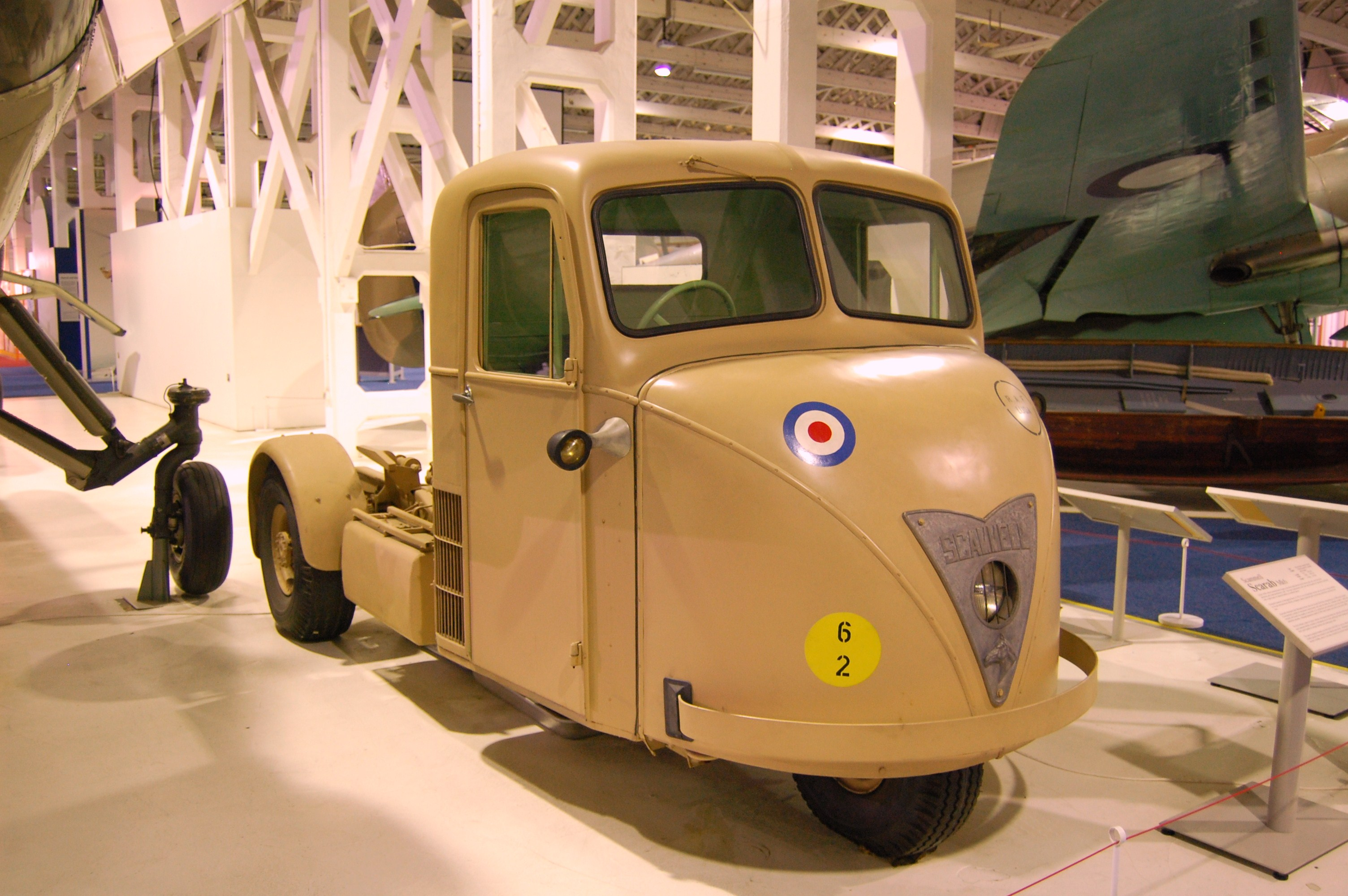 Image result for scammell mechanical horse military
