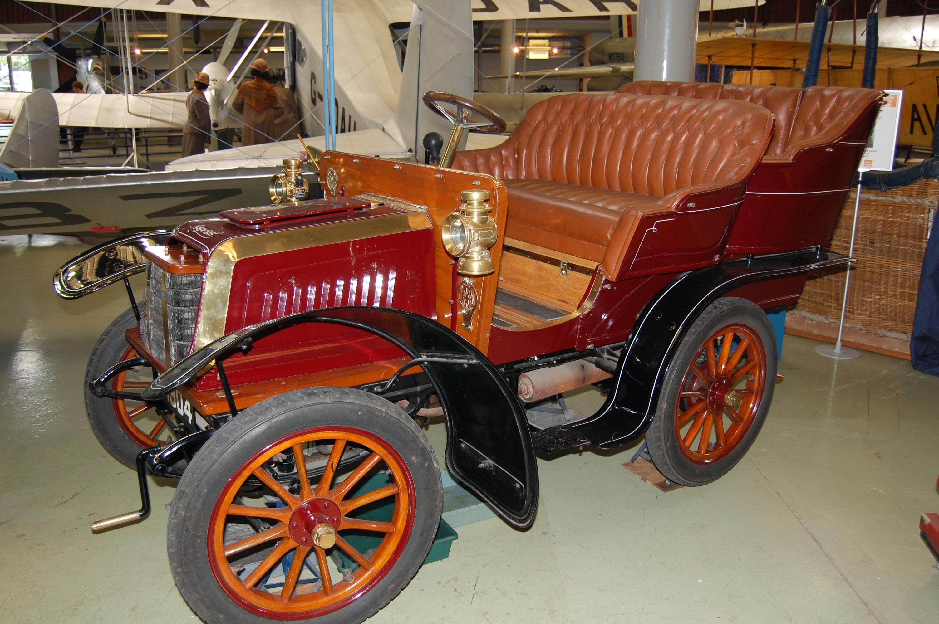 1904 Imperial Touring Car, MOSI | Shortfinals\'s Blog